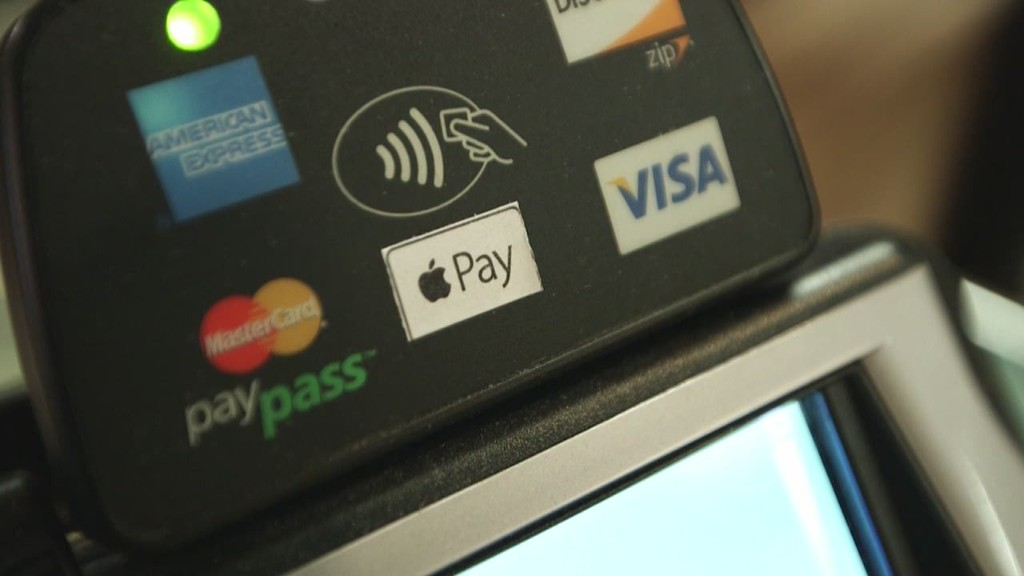 Why some retailers won't use Apple Pay