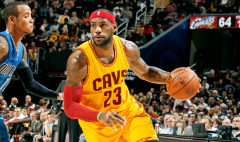 LeBron tickets soar to nearly $1,000