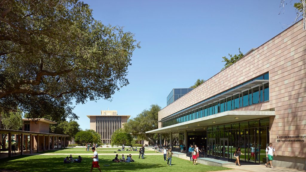 10 most expensive colleges harvey mudd