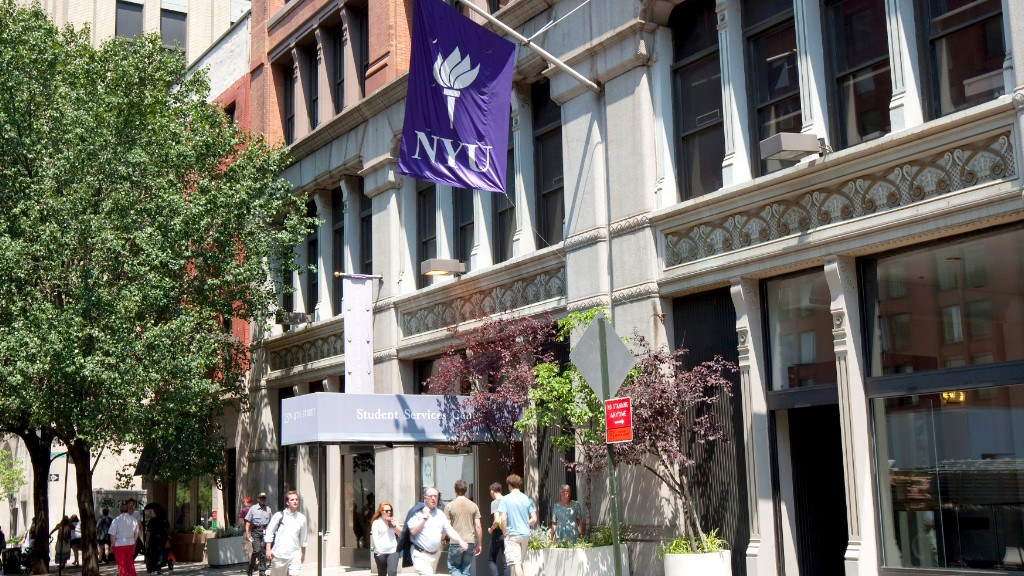 New York University 62 930 10 Most Expensive Colleges