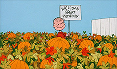 'Charlie Brown' Halloween is still hot TV