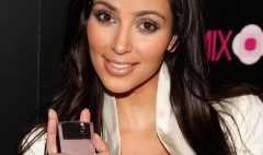Kim Kardashian hoards BlackBerries