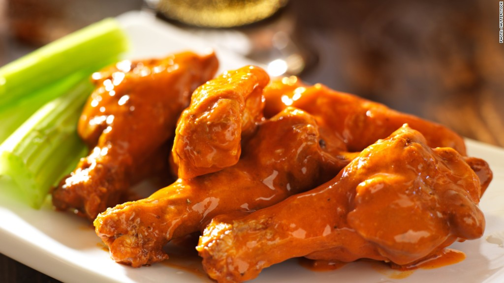 chicken wings buffalo wild wings earnings