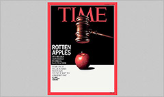 Time Magazine schooled for 'bad teacher' cover