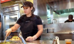 Chipotle workers sue for overtime pay