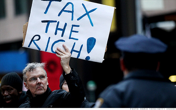 Should millionaires pay extra in taxes?