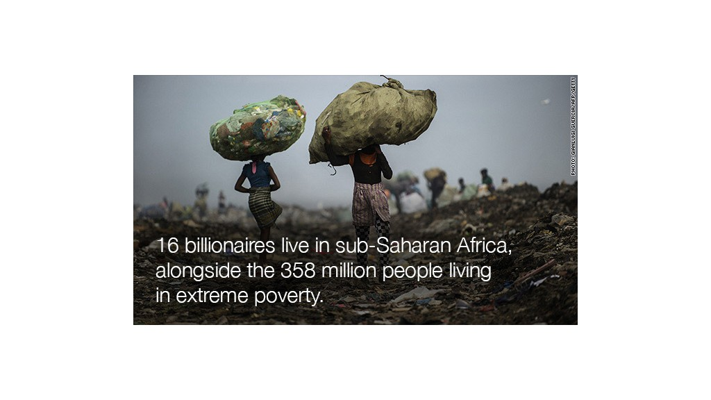 billionaires africa story
