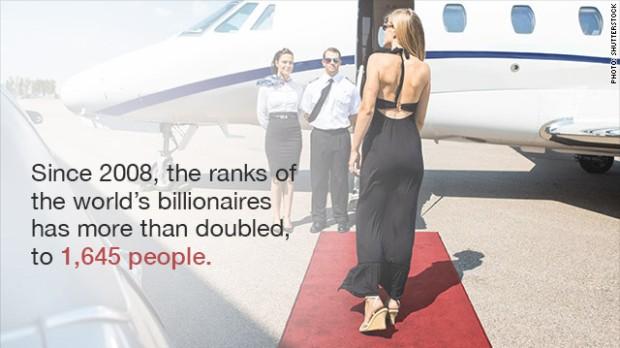 billionaires ranks story