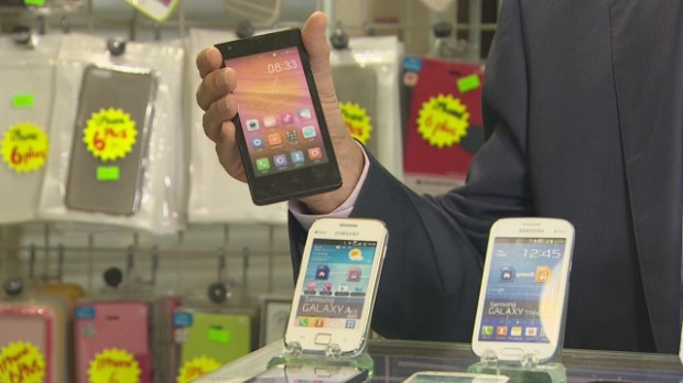Samsung earnings dented by Apple