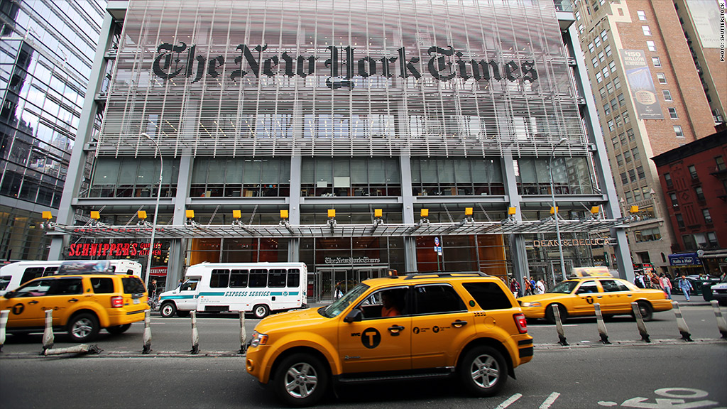 The New York Times Strategy Memo - Oct. 7, 2015