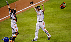 Giant ratings for World Series Game 7