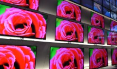 The world is running out of plasma TVs