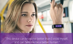 Big promises from Microsoft Band