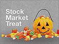 Halloween treat: Record stock market close