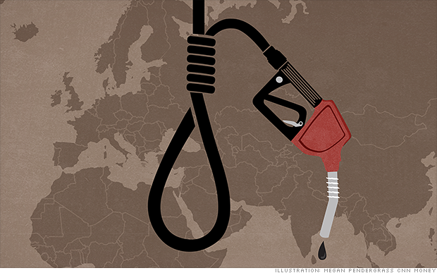 Why cheap oil is killing these nations