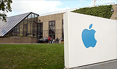 Apple says it may lose Irish tax break