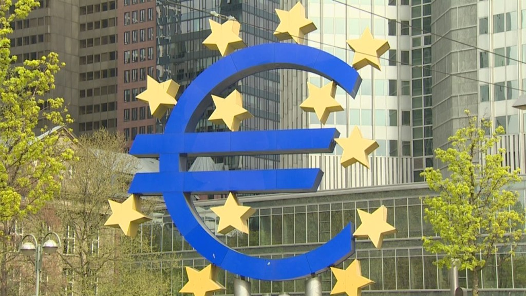 The Eurozone's zombie banks