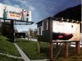 Homes for the homeless...inside billboards