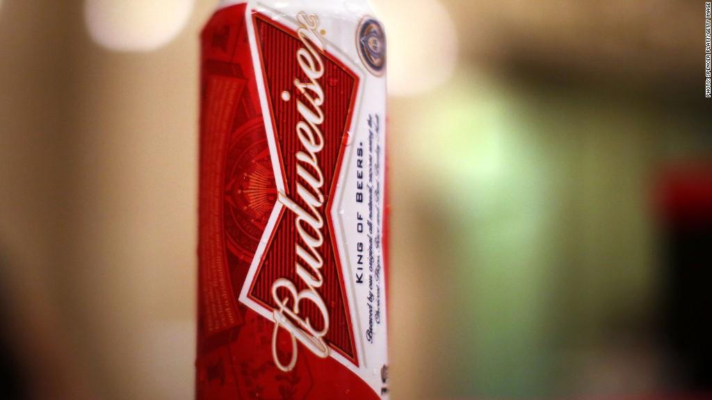 Budweiser brewer Anheuser Busch says Russia hurt profits