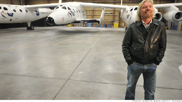 Virgin Galactic loses $500 million spaceship