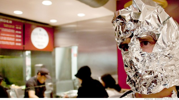 Chipotle gives costumed customers $3 burritos