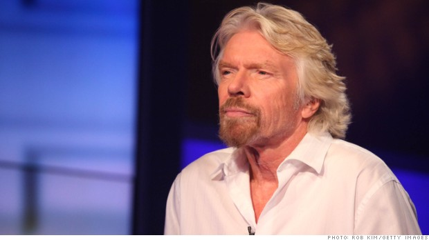 NBC is developing a reality show with Virgin Galactic