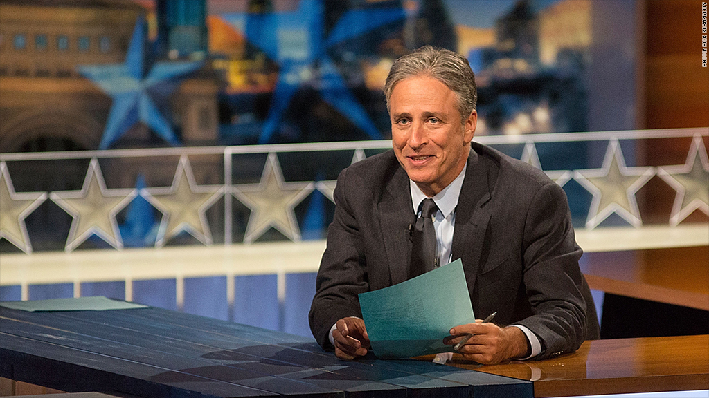 How Jon Stewart turned around 'The Daily Show'