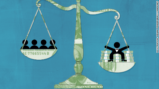 Growing up poor makes it harder to succeed: Janet Yellen
