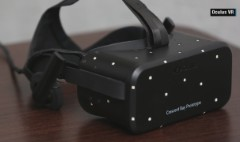 First look at Oculus's new VR goggles