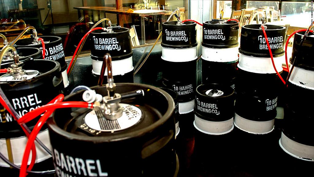 Anheuser-Busch bottles another craft brewer