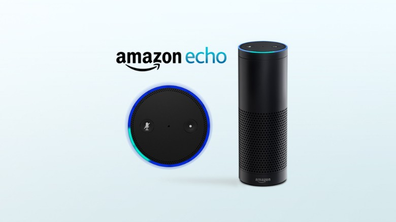 amazon echo 180 36 coolest gadgets of 2015 cnnmoney. Black Bedroom Furniture Sets. Home Design Ideas