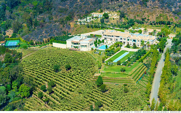 vineyard exterior