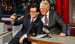 Why Colbert's 'Late Show' is a big win for CBS