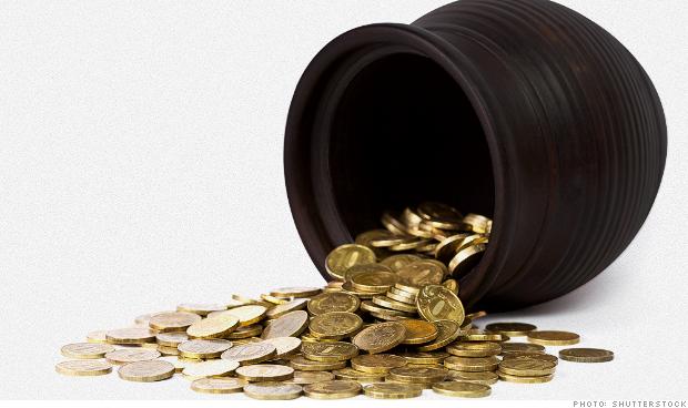 Metals meltdown: Gold isn't glittering