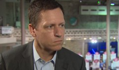 Thiel on Cook: 'really courageous'