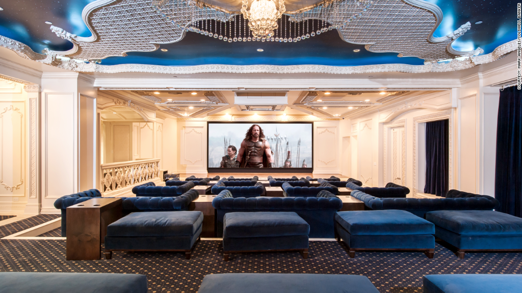 america 39 s most expensive home for sale 195 million On homes for sale with theater room
