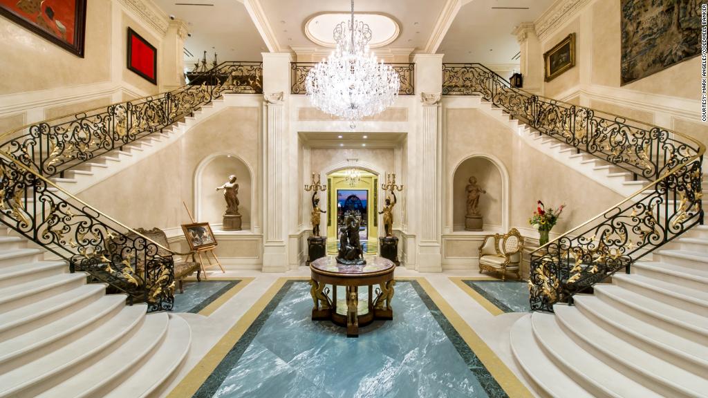 Stupendous Americas Most Expensive Home For Sale 195 Million Nov 6 2014 Largest Home Design Picture Inspirations Pitcheantrous