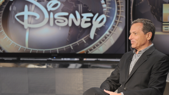 Disney's Bob Iger: ESPN could be sold directly to consumers