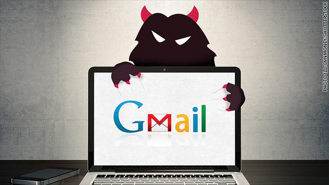 Así es como hackearon tu cuenta de Gmail