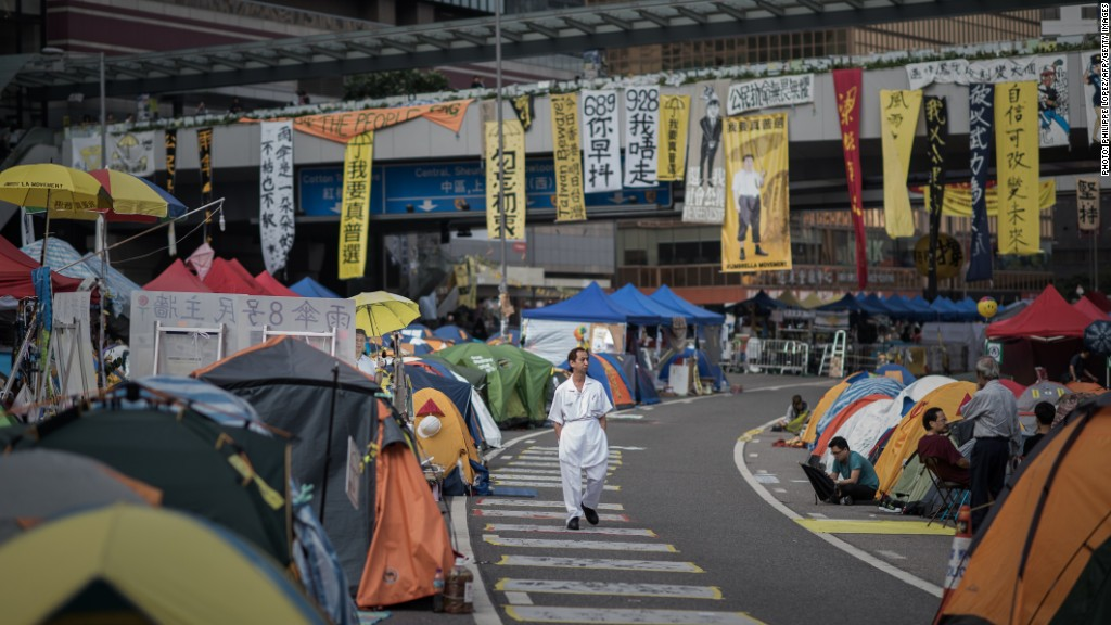 hong kong inequality