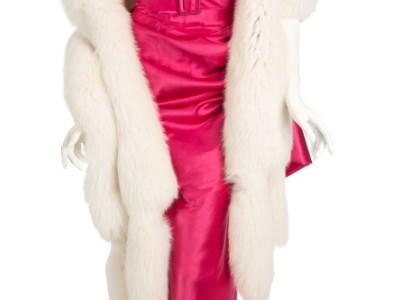 iconic madonna memorabilia dress