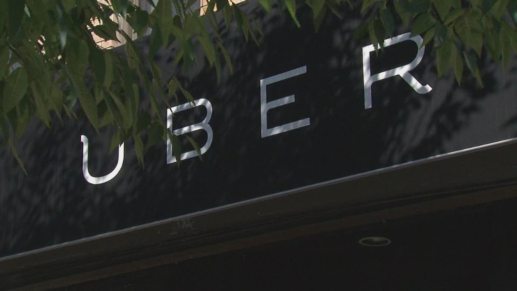 Thiel: Uber is 'ethically challenged'