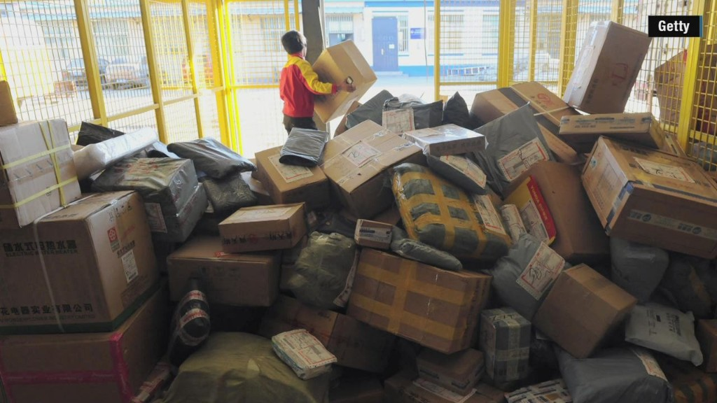 China's massive online shopping 'Singles Day'