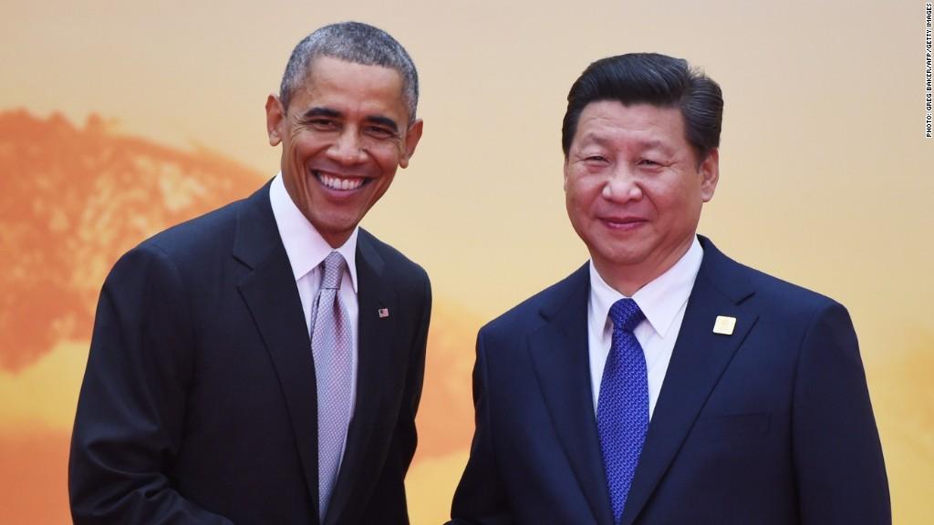 obama china visa