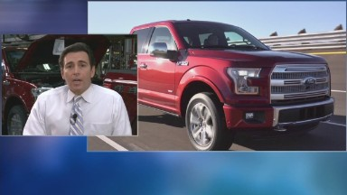 Ford's CEO on the aluminum F-150