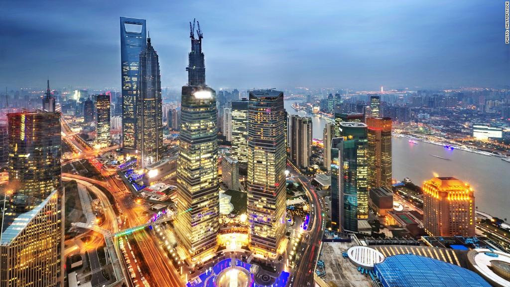 China investing stocks Shanghai