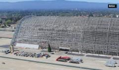 Inside Google's billion dollar airfield