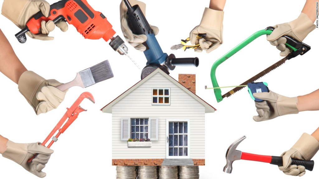 home improvement boom. The home improvement business is booming   Nov  12  2014