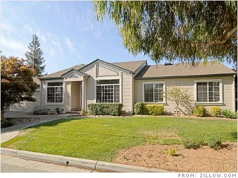Los Gatos Calif American Dream Homes Prices In 10