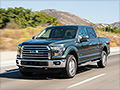 Ford F-150 wins truck of the year